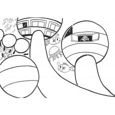 과학상상화2 해저테마 아파트