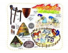 한국사2 신석기 시대(서기전8000년)