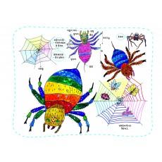 생태과학4 거미는 거미줄로 집을 짓는 건축가