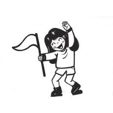 학교행사5 응원