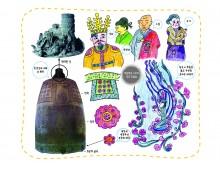 한국사14 통일 신라 시대의 찬란한 문화 성덕대왕 신종
