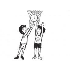 학교행사15 농구